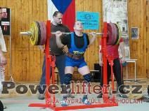 Michal Sekot, 220kg