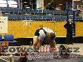 Miroslav Hejda, mrtvý tah 310kg