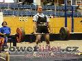 Petr Zámečník, mrtvý tah 230kg