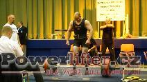 Pavel Župka, mrtvý tah 300kg