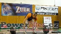 Miroslav Klus, 290kg