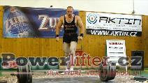 Adam Švehla, 310kg