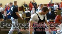 Ondřej Havránek, benč 130kg
