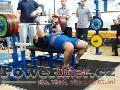 Milan Selinger, 250kg