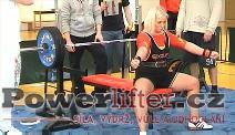Jana Hrabalová, 115kg