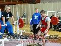 Tomáš Juříček, benč 130kg (bez dresu), muži do 66kg