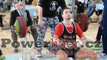 Petr Vlach, 160kg