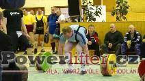Martin Šumbera, 260kg