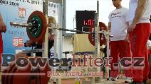 Jana Hrabalová, 100kg