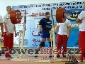 Tomáš Šárik, dřep 380kg, český rekord do 125kg