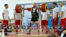 Milan Špingl, 410kg