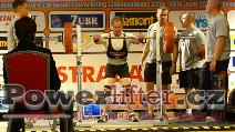Allen Ottolangui, GBR, 240kg