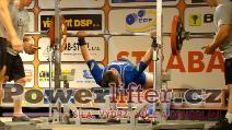 Roger Piron, LUX, 150kg