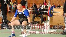 Jan Fiala, benč 170kg