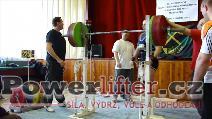 Tomáš Poles, 225kg