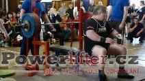 Josef Hakl, 172,5kg