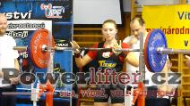 Simona Vráblová, 115kg, SK