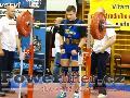 Junioři -66 až -83kg - dřep