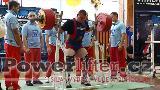 19. ročník Extraligy v silovém trojboji družstev - 2. kolo, Krnov