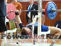 Junioři do 120kg - benč
