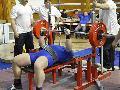Muži nad 120kg - benč