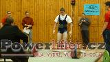 18. Mistrovství oblasti Morava v silovém trojboji můžů a žen, Podivín