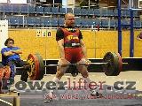 Marek Žák, mrtvý tah 260kg