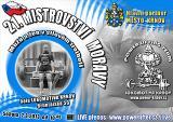 Pozvánka na 21. Mistrovství Moravy v silovém trojboji mužů a žen, Krnov