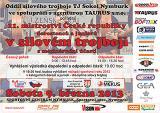 Pozvánka na 21. Mistrovství ČR v silovém trojboji juniorů a dorostu s mezinárodní účastí, Nymburk