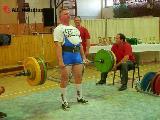 Milan Hofbauer přivezl z Prahy stříbrnou medaili