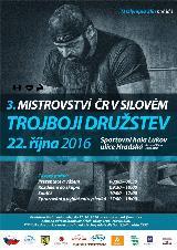 Mistrovství ČR družstev v silovém trojboji je už za dveřmi