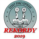 Rekordy ČSV od 1.1.2019