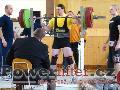 Kategorie do 125kg - dřep