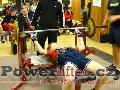 Dorostenky do 60kg - benchpress