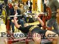 Dorostenci do 82,5kg - benchpress
