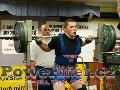 Junioři do 100kg - dřep