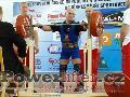 Muži do 75kg - dřep