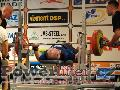 Muži M1 do 110kg - benčpres