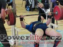Filip Sobotka, benč 180kg