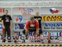 Finn Knudsen, DEN, 220kg