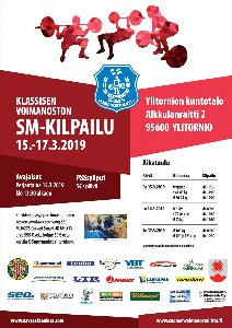 Finnish Classic Powerlifting Nationals