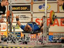 Frank Seth, GER, 160kg