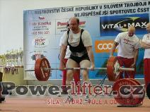 František Stříska, 235kg