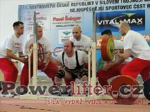 František Stříska, 255kg