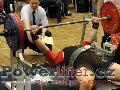 František Stříska, benč 165kg