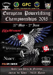 GPC EUROPEAN CHAMPIONSHIPS 2018