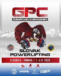 GPC EUROPEAN CHAMPIONSHIPS 2020