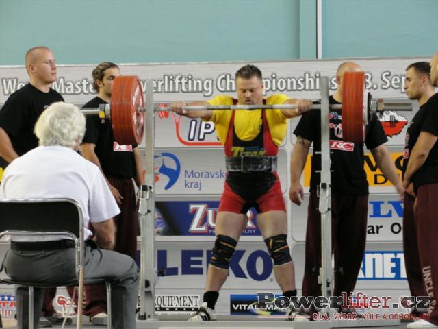 Hakan Persson, SWE, 292,5kg