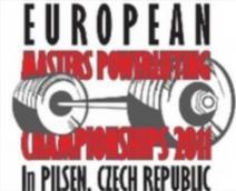 24. a 17. Mistrovství Evropy v silovém trojboji mužů a žen Masters