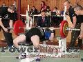 Aleš Spiewok, benč 150kg